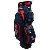 Team Golf Ole Miss Rebels Clubhouse Golf Cart Bag