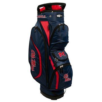 Team Golf Ole Miss Rebels Clubhouse Golf Cart Bag