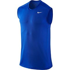 Men's Nike Dri-FIT Base Layer Fitted Cool Sleeveless Top