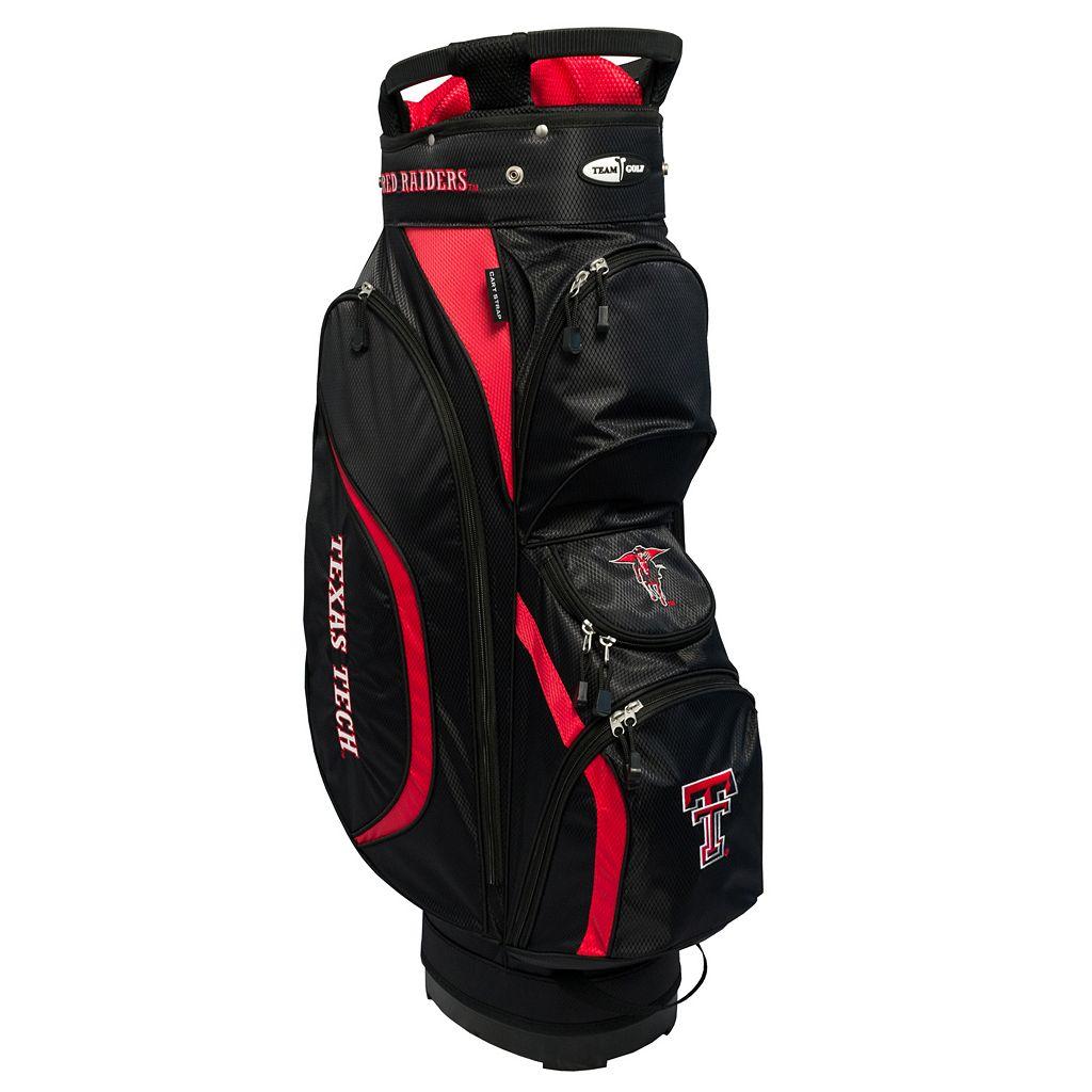 Team Golf Texas Tech Red Raiders Clubhouse Golf Cart Bag