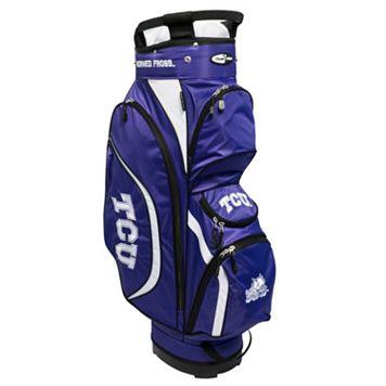 Team Golf TCU Horned Frogs Clubhouse Golf Cart Bag