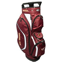 Team Golf Virginia Tech Hokies Clubhouse Golf Cart Bag