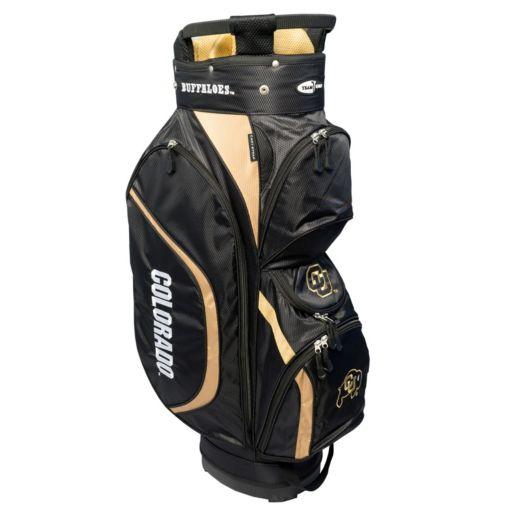 Team Golf Colorado Buffaloes Clubhouse Golf Cart Bag