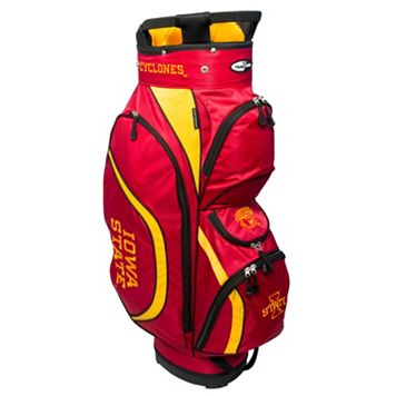 Team Golf Iowa State Cyclones Clubhouse Golf Cart Bag
