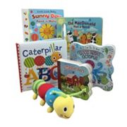 Read to Me Caterpillar Gift Set by Cottage Door Press