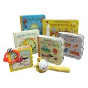 Read to Me Giraffe Gift Set by Cottage Door Press