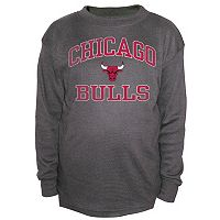 Boys 8-20 Majestic Chicago Bulls Thermal Tee
