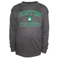 Boys 8-20 Majestic Boston Celtics Thermal Tee