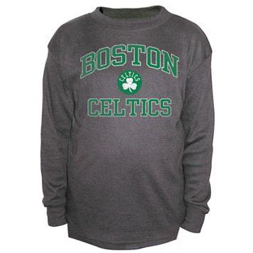 Boys 8-20 Majestic Boston Celtics Thermal Tee