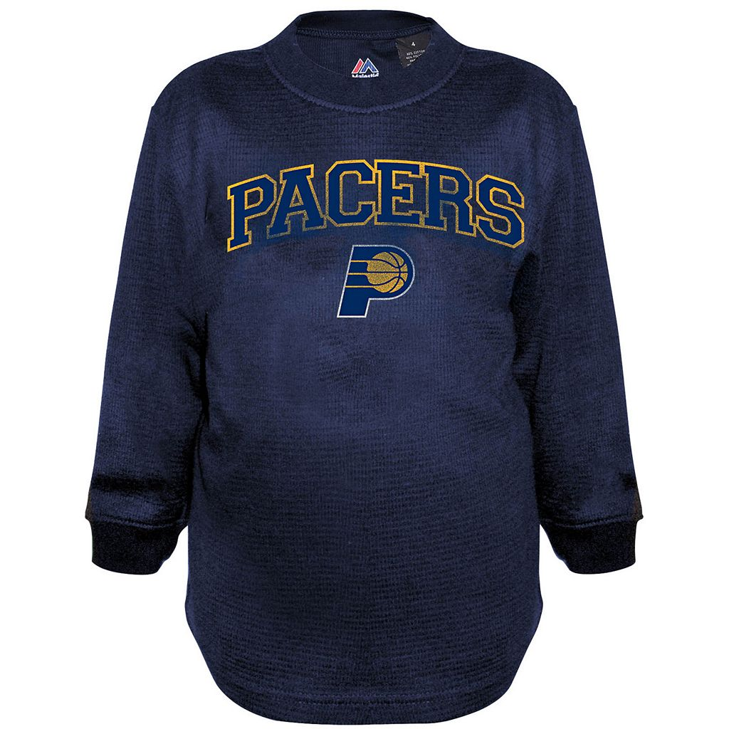Boys 8-20 Majestic Indiana Pacers Thermal Tee