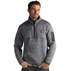 Men's Antigua Los Angeles Angels of Anaheim Fortune Pullover