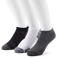 Men's Tek Gear® 3-Pack CoolTEK Performance Athletic No-Show Socks