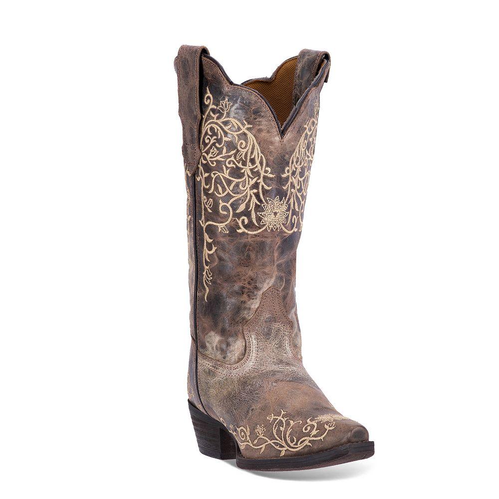 708d9874f3a Laredo Jasmine Women's Cowboy Boots