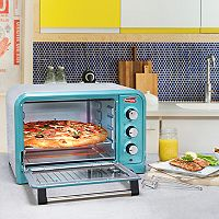 Americana by Elite 6-Slice Retro Toaster Oven