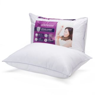 AllerEase Ultimate Comfort Allergy Protection Pillow