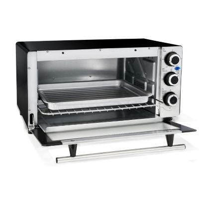 Elite Platinum 6-Slice Stainless Steel Convection Oven