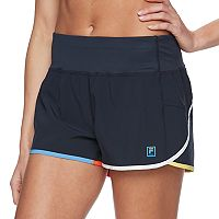 Women's FILA SPORT® Colorful Performance Running Shorts
