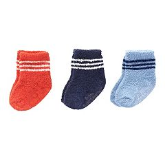 Baby Boy Carter's 3-pk. Chenille Socks