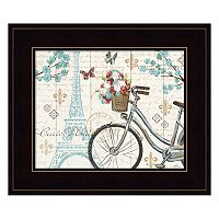 Paris Tour II Framed Wall Art