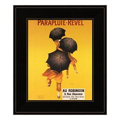Parapluie Revel Framed Wall Art