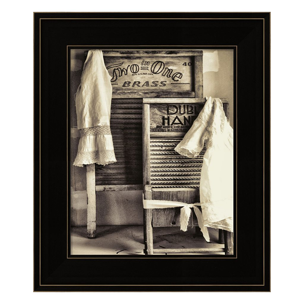 Laundry Framed Wall Art