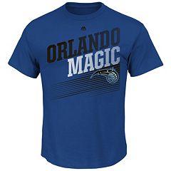 Men's Majestic Orlando Magic Winning Tactic Tee