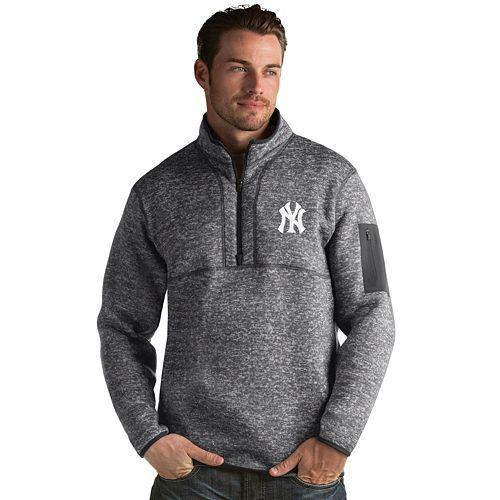 Men's Antigua New York Yankees Fortune Pullover