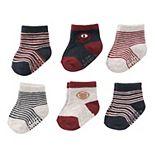 Baby Carter's 6-pk. Socks