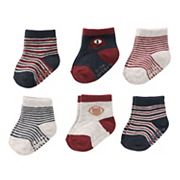 Carter's 6-pk. Sport Socks