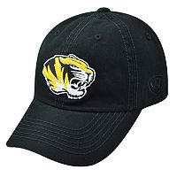Youth Top of the World Missouri Tigers Crew Baseball Cap