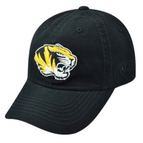 Youth Top of the World Missouri Tigers Crew Baseball Cap