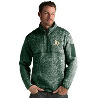 Men's Antigua Oakland Athletics Fortune Pullover