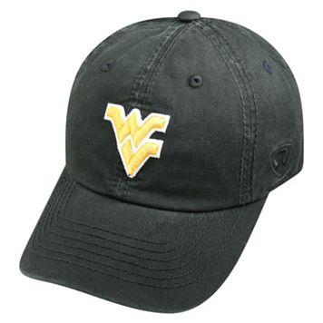 Youth Top of the World West Virginia Mountaineers Crew Baseball Cap