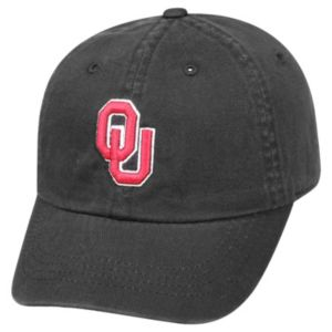 Youth Top of the World Oklahoma Sooners Crew Baseball Cap