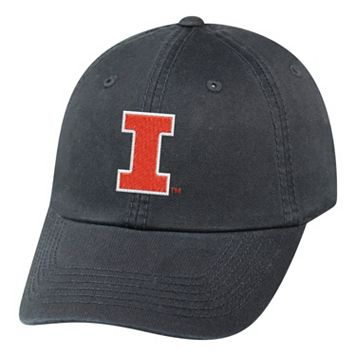 Youth Top of the World Illinois Fighting Illini Crew Baseball Cap