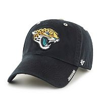Adult '47 Brand Jacksonville Jaguars Ice Adjustable Cap