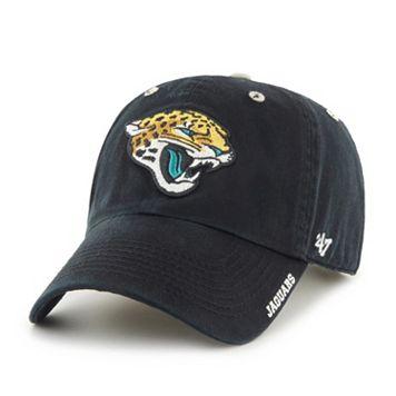 Adult '47 Brand Jacksonville Jaguars Ice Adjustable Cap
