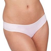 Juniors' Candie's® Micro Piped Thong Panty