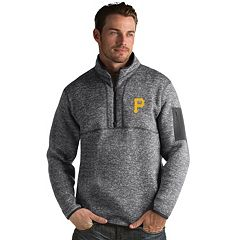 Men's Antigua Pittsburgh Pirates Fortune Pullover