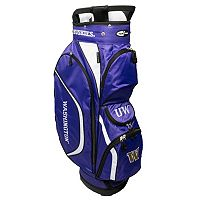 Team Golf Washington Huskies Clubhouse Golf Cart Bag
