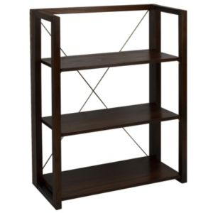 Casual Home Citiscape Folding Bookcase