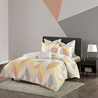 Urban Habitat 7 pc Parker Duvet Cover Set