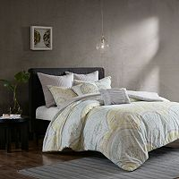 Urban Habitat 7 pc Nicolette Duvet Cover Set