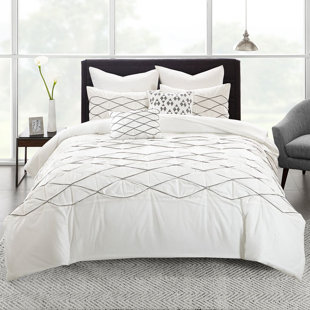 Urban Habitat 7-piece Bellina Duvet Cover Set