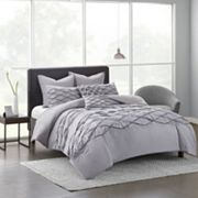 Urban Habitat 7 pc Bellina Duvet Cover Set