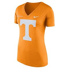 Women's Nike Tennessee Volunteers Striped Bar Tee