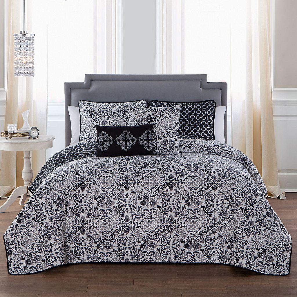 Avondale Manor 5-piece Arabella Quilt Set