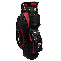 Team Golf Atlanta Falcons Clubhouse Golf Cart Bag