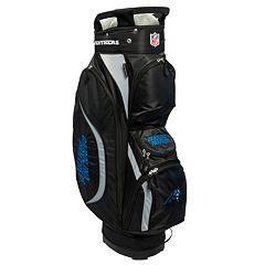 Team Golf Carolina Panthers Clubhouse Golf Cart Bag