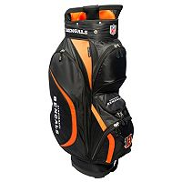Team Golf Cincinnati Bengals Clubhouse Golf Cart Bag